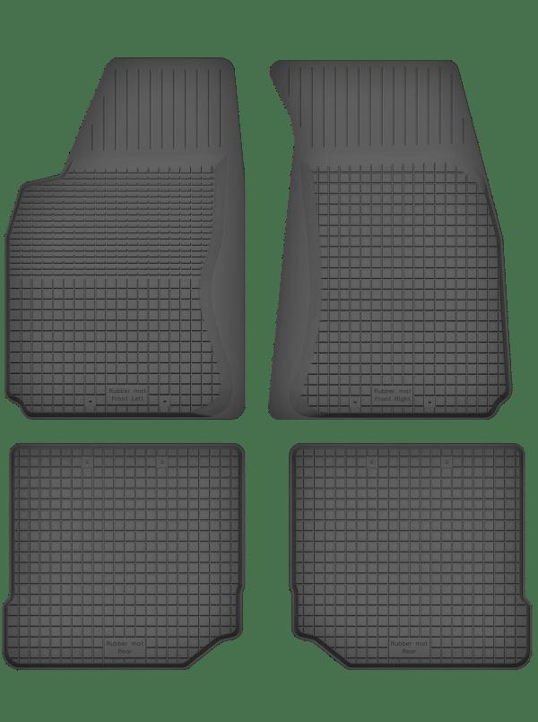 Audi A4 B5 (1994-2001) universal gummimåttesæt