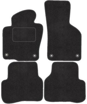 Volkswagen Passat CC (2008-2012) skræddersyede måtter
