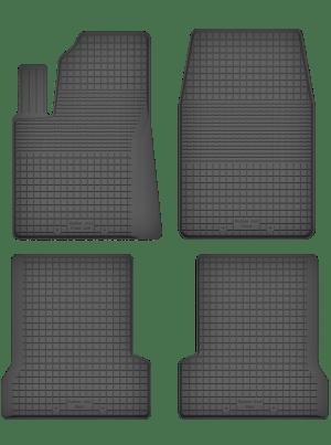 Mazda 2 I (2003-2007) universal gummimåttesæt