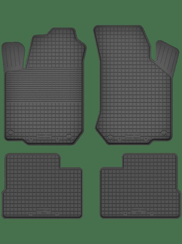 Mazda MX-3 (1991-1998) universal gummimåttesæt