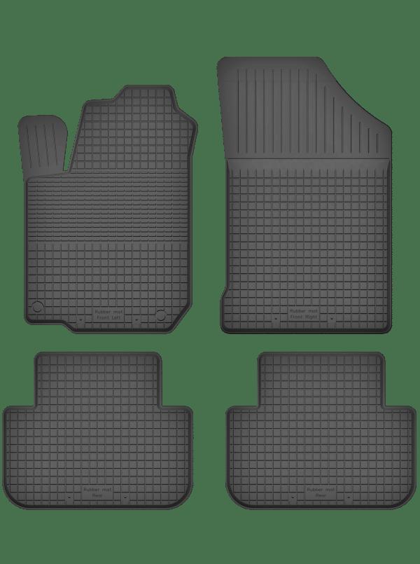 Chevrolet Epica (2006-2011) universal gummimåttesæt