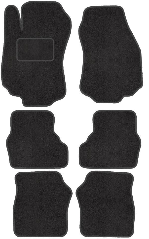 Opel Zafira A 7 per (1999-2005) skræddersyede måtter