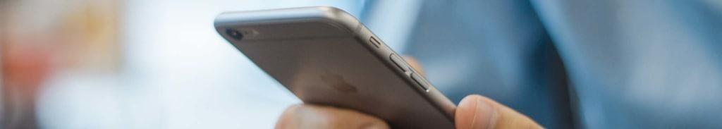 Contact bel met mobiele telefoon maatwerkcontact