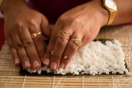 סידור האורז