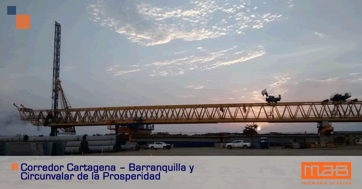Corredor Cartagena - Barranquilla