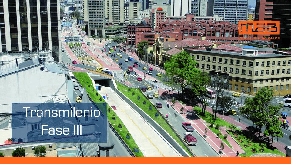 Adecuación TransMilenio Fase III en Bogotá D.C.