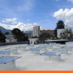 Cubiertas Universidad Nacional Bogotá