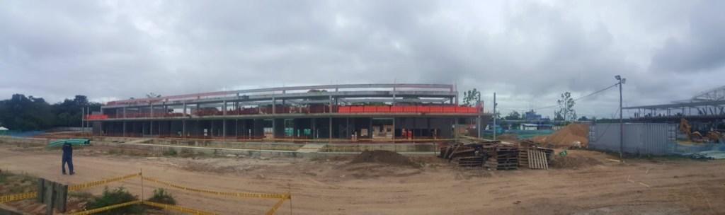Terminal de carga aeropuerto Leticia, Colombia