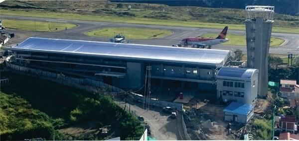 Nuevo Terminal de Pasajeros
