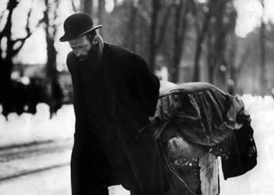 גבי ברלין – מחרוזת שירים חסידיים