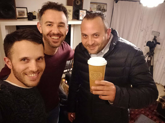 Two Nice Jewish Boys: Episode 131 – The One State Solution