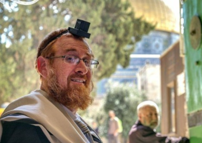 Episode 132 – What Does God Want From Yehuda Glick?