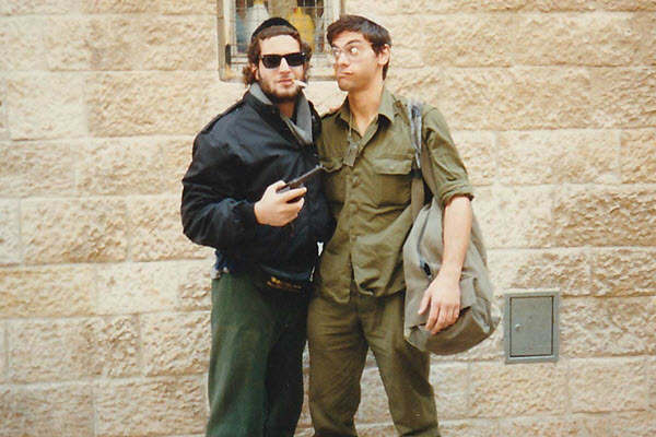 45: Explosive Confession – A Yom Kippur Special