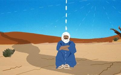 קשה במדבר, קל בארץ