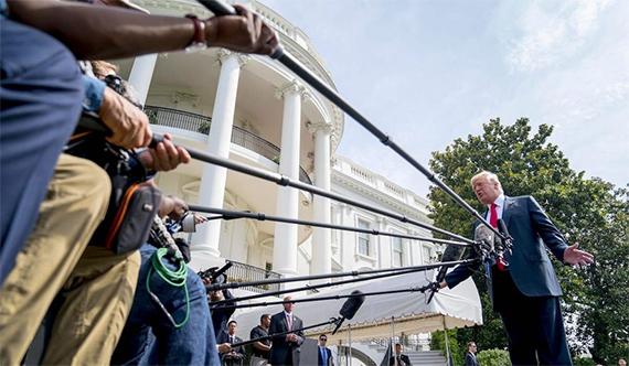 טראמפ מכחיש את החוקה \ ש.קוצר