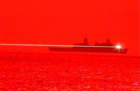 הצי האמריקאי מציג נשק קטלני חדש