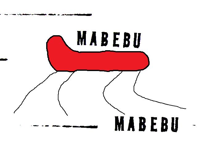MAMEBU LABEL Heuschreckenmensch