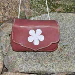 bolso para mujer, bolso pequeño, bolso de piel, cuero, artesania, hecho a mano