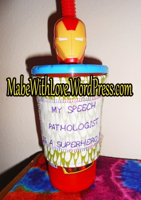 Speech Pathologist is a Superhero