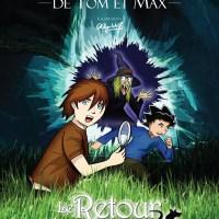 Les aventures fantastiques de Tom et Max - T1 : Le retour du roi-fantôme