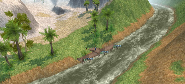 庫爾克勒區域地圖 - Mabinogi奇幻世界 - 遊戲簡介 - 地圖 - 伊利亞大陸