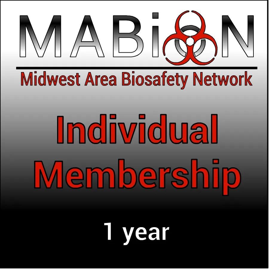 Individual MABioN Membership (1 Year)