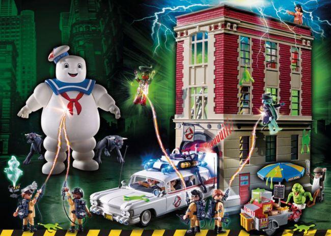 Nouveautés Playmobil Ghostbuster