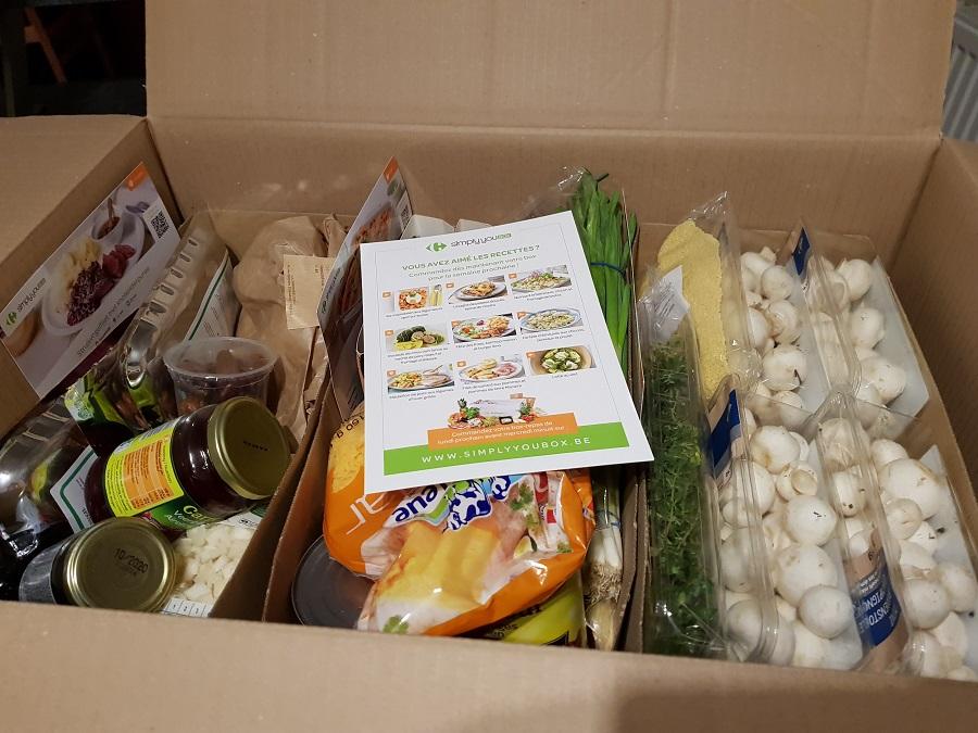 Box Simply you Box de Carrefour