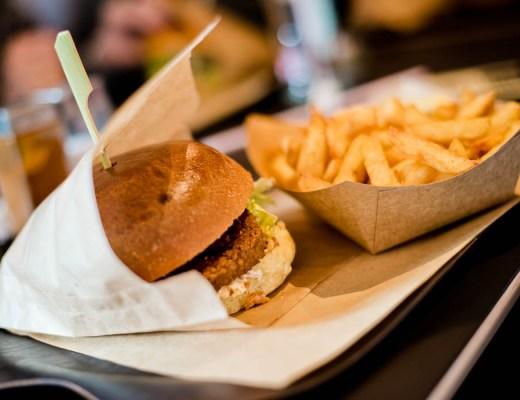 Mr Gaston, le nouveau concept burger friterie à Mons