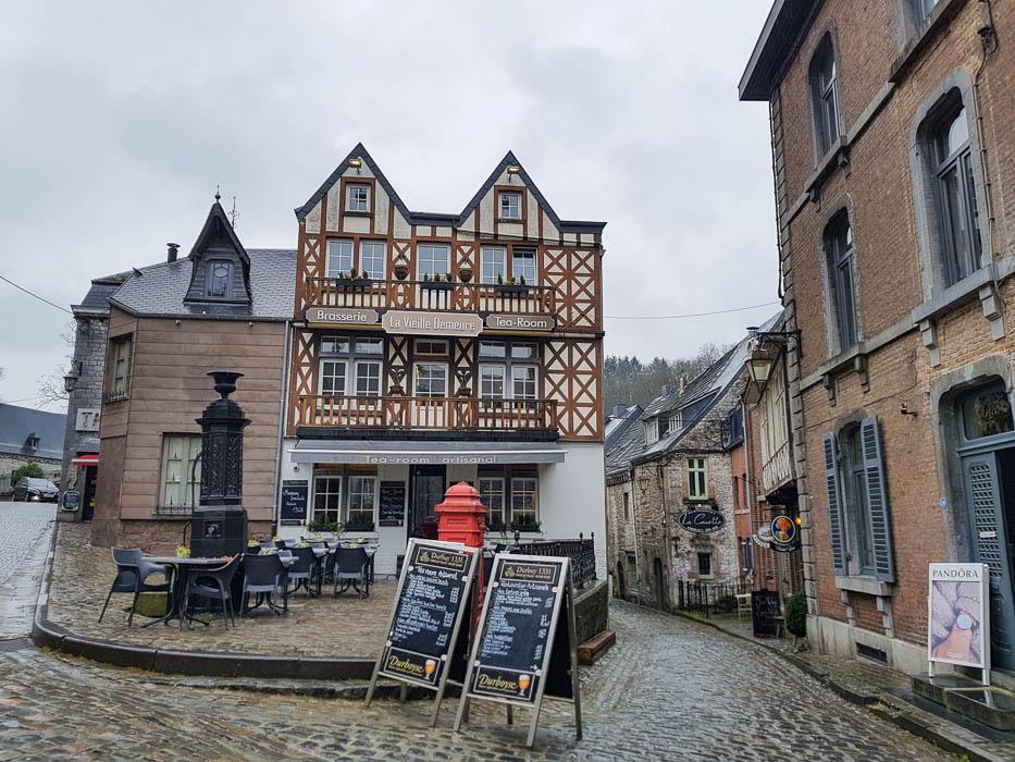 Durbuy, la vieille ville