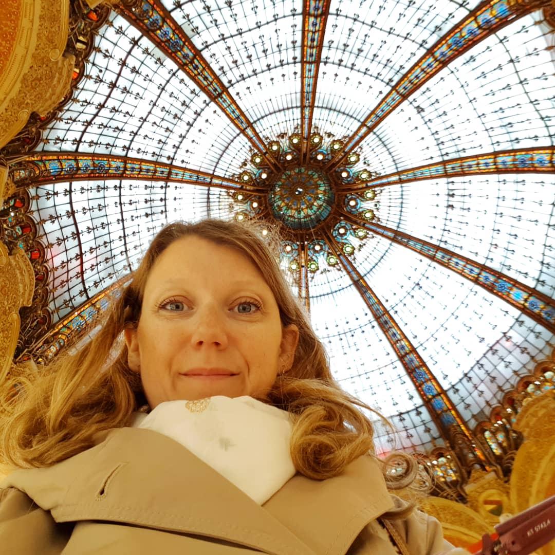 Deux copines à Paris : visite, shopping et papote !