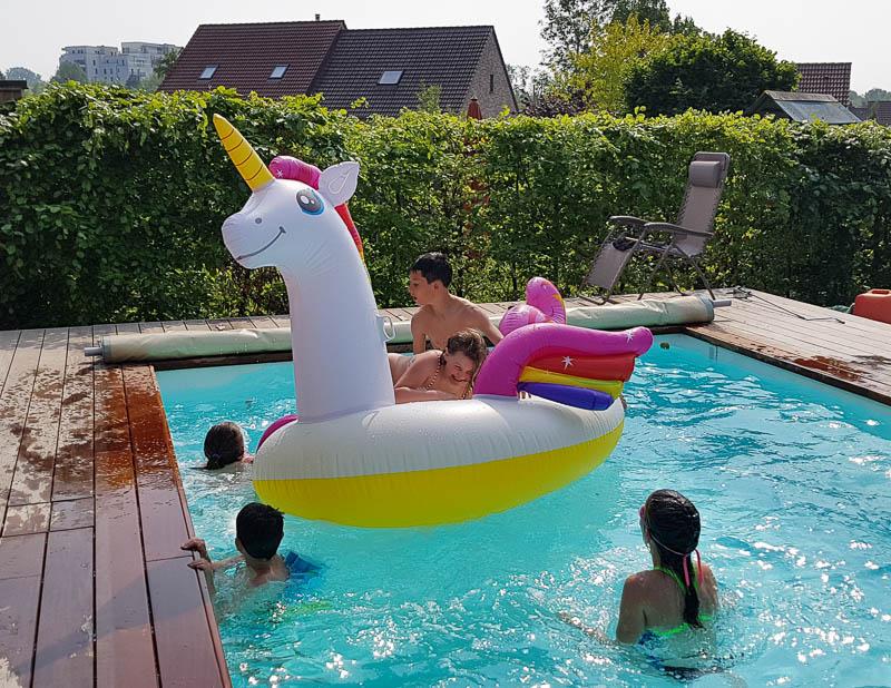 Pool party, un avant goût de vacances
