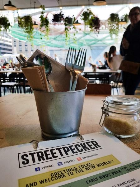 Streetpecker, il est temps de bruncher !