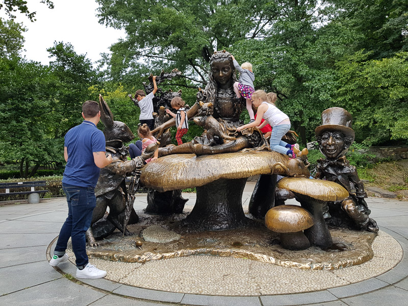 Central Park à vélo, le bon plan ?