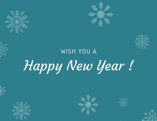 2019, on continue de rêver : mes projets pour l'année à venir et pour le blog !