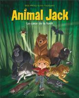 Animal Jack, la nouvelle BD jeunesse fantaisy des Editions Dupuis