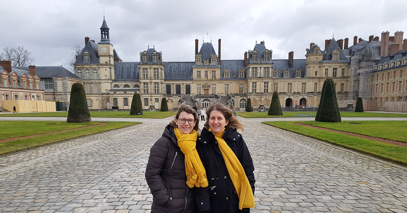 Enquête au chateau de Fontainebleau : notre avis sur la visite en famille !