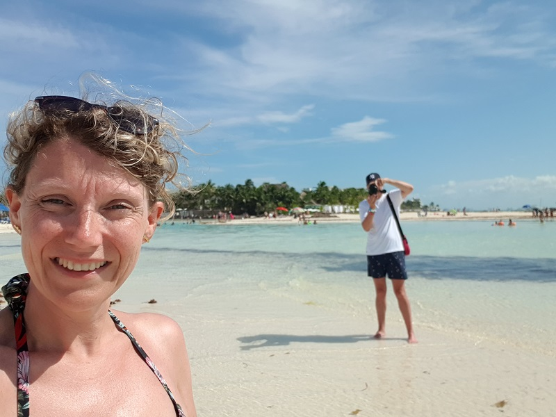Isla Mujeres, Voyage au Mexique 2019