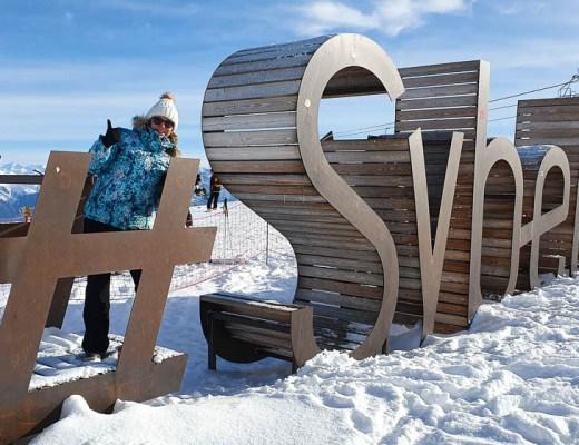 Découverte du domaine skiable des Sybelles #sybelles