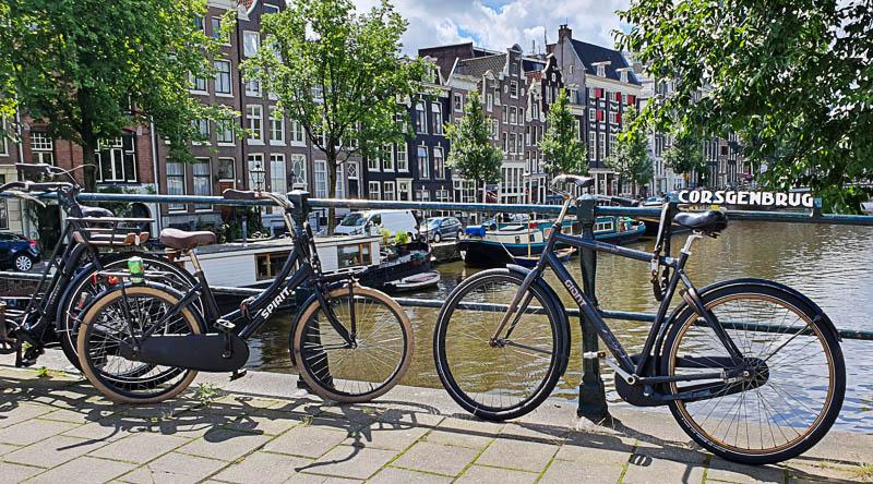 Les vélos de Amsterdam