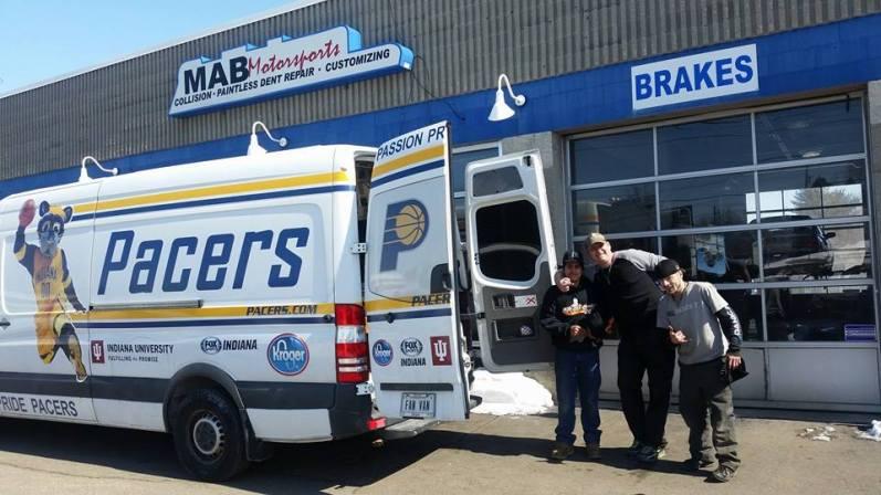 Boomers Truck