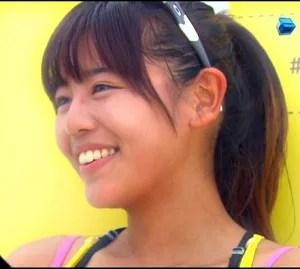 坂口佳穂 かわいい 元アイドル ビーチバレー 美人 浅尾美和 元ベイビーレイズ 元ブランチガール
