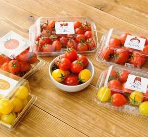 美容トマト ドロップファーム フルーツトマト トマトジュース