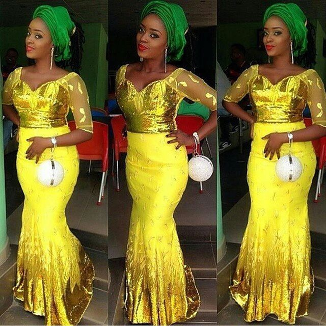 Image result for latest aso ebi styles