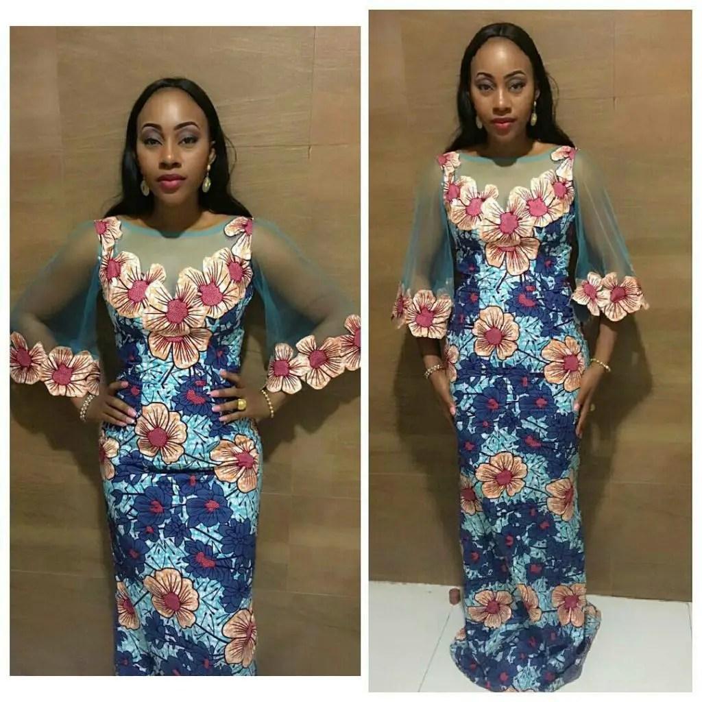 Trendy Nigerian Aankara Styles For Beautiful Ladies