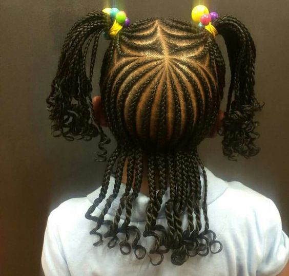 little girl braid hairstyles 2