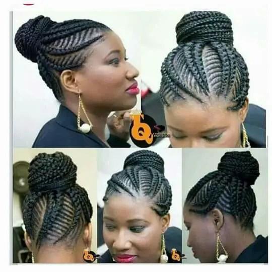 2017 Ghana Weaving Hairstyles