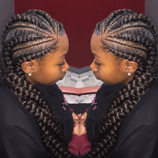Style 1 African Hair Braiding Styles Pictures 2
