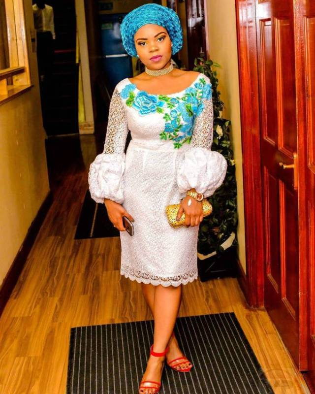 latest aso ebi styles for wedding 9