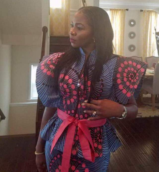 Owambe Ankara Styles : Beautiful Ankara Collections